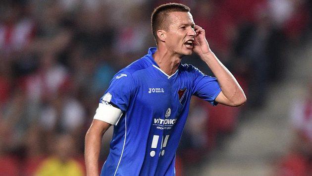 Václav Svěrkoš už není hráčem Baníku Ostrava.