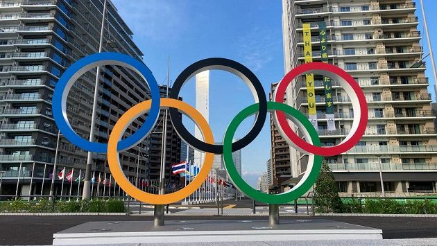 Olympijská vesnice, ilustrační foto.