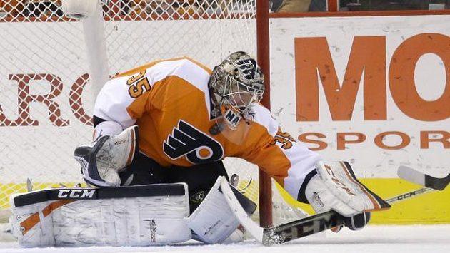 Brankář Mason prodloužil s Flyers smlouvu.