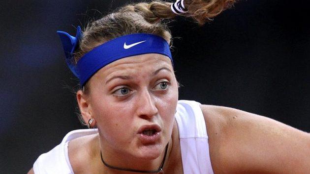 Petra Kvitová na úvod turnaje nezaváhala.