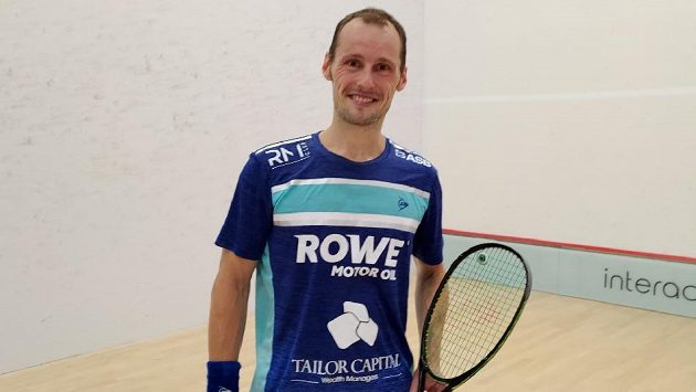 Squashový turnaj okruhu PSA v Praze skončil vítězstvím jeho pořadatele Grégoryho Gaultiera z Francie.