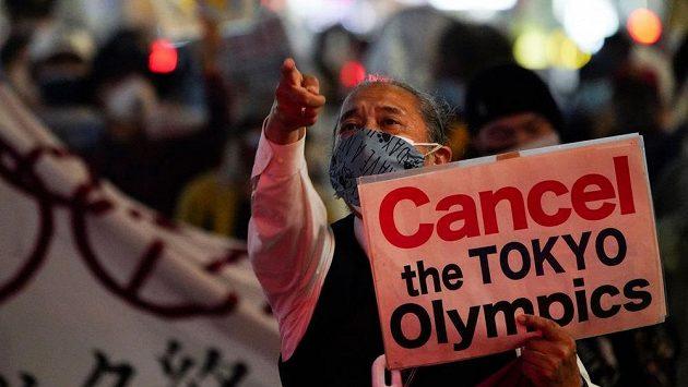 Olympijské hry v Tokiu mají přímo v Japonsku hodně odpůrců.