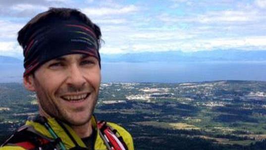 Kent Keller od Niagarských vodopádů byl dříve cyklistou, ale narození dcery v roce 2009 vše změnilo.