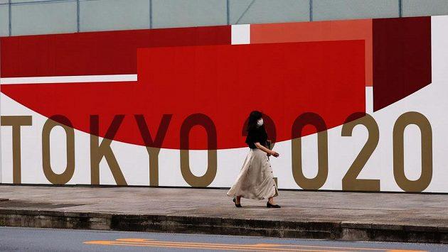 Dva účastníci olympijských her nakažení koronavirem museli být v Tokiu hospitalizováni - ilustrační foto.