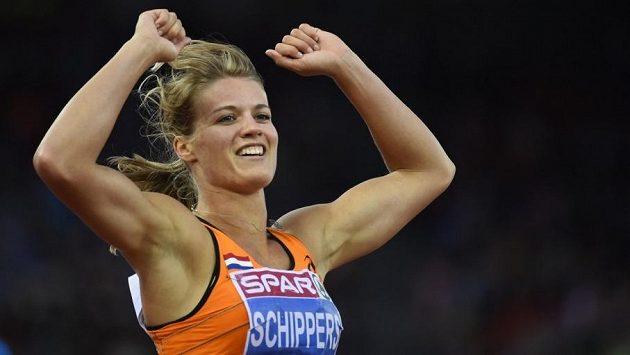 Nizozemská sprinterka Dafne Schippersová se stala evropskou atletkou roku.