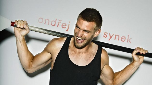 Skifař Ondřej Synek.