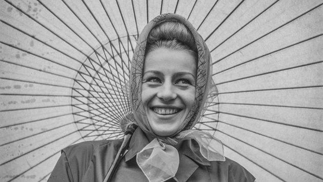 Věra Čáslavská byla světovou sportovní ikonou.