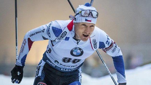 Ondřej Moravec byl z českých závodníků nejlepší