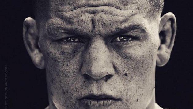 Nate Diaz, zápasník, který má svoji hlavu.