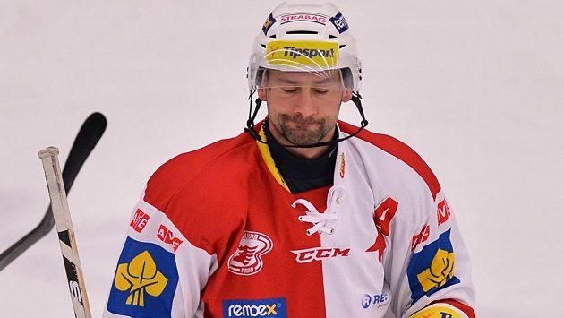 Smutný slávista Tomáš Divíšek.