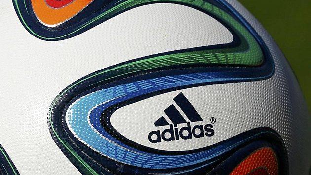 Fotbalový míč - ilustrační foto.