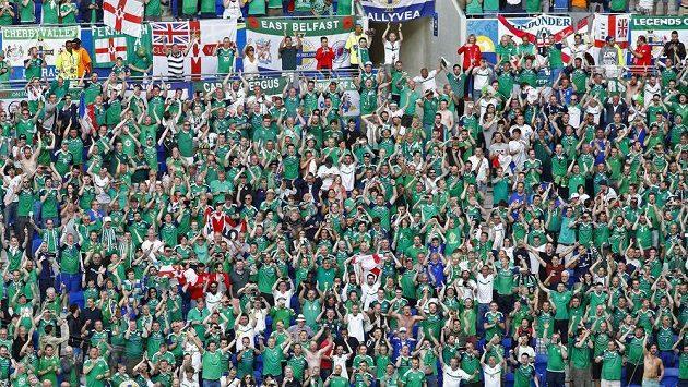 Fanoušci Severního Irska