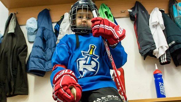 Do kolika let bude hrát hokej, kam až dojde?