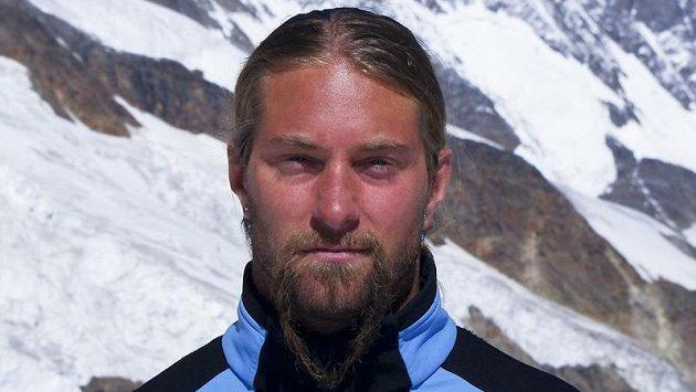 Lyžař Filip Trejbal