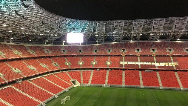 Jediná Puskás arena v Budapešti by měla být během evropského šampionátu plná diváků.