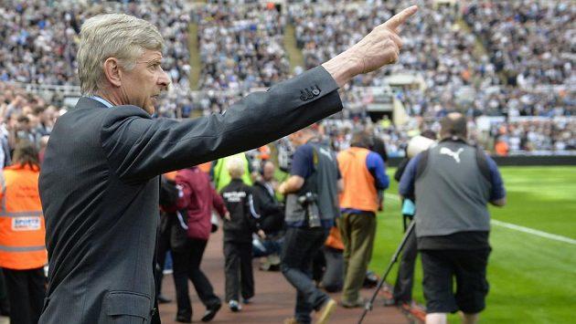 Manažer Gunners Arséne Wenger své svěřence za závěr ligové soutěže pochválil.
