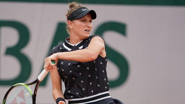Talentovaná česká tenistka Markéta Vondroušová.