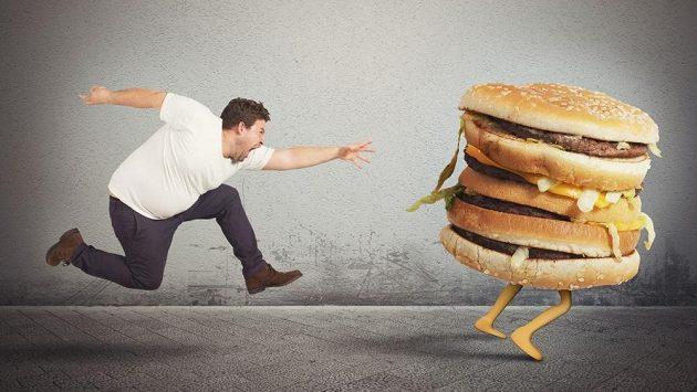 """Běhat a """"jíst blbě""""? To by se dít nemělo."""