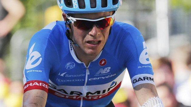 Americký cyklista Andrew Talansky je dalším závodníkem, který nedokončí letošní Tour de France.