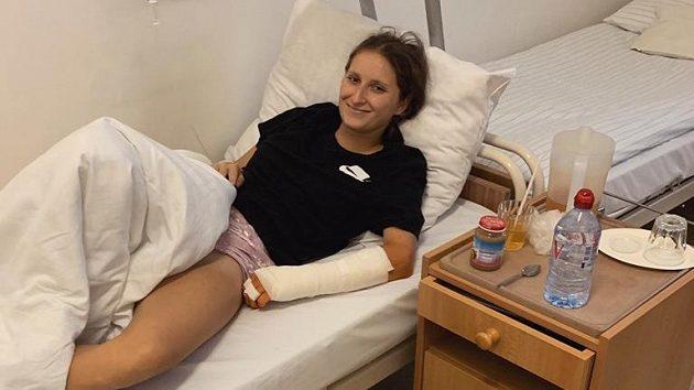 Pro tenistku Markétu Vondroušovou skončila sezona.