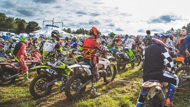 Rock'n'ride jede na maximum: u Benešova se v září uskuteční domácí šampionát v SuperEnduru!