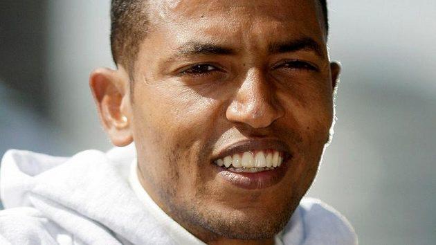 Eritrejský vytrvalec Zersenay Tadese.