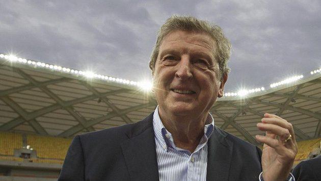 Anglický trenér Roy Hodgson