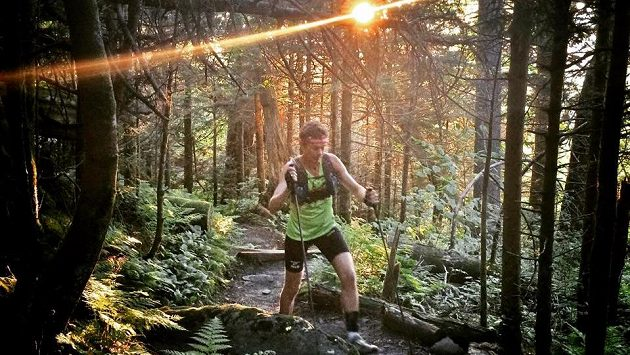 Scott Jurek na cestě za překonáním světového rekordu.