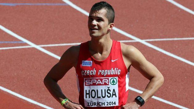 Na Zlaté tretře poběží také Jakub Holuša.