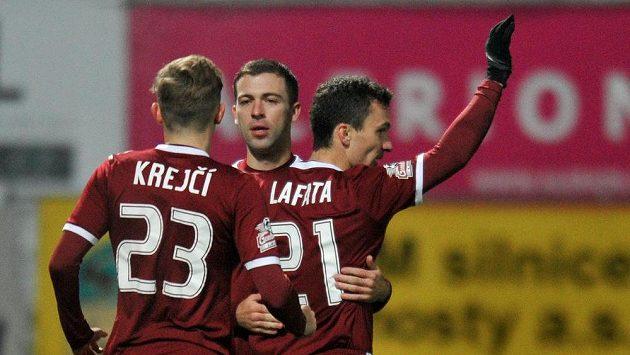 Fotbalisté pražské Sparty zamíří na zimní soustředění do Třeboně a do Španělska.