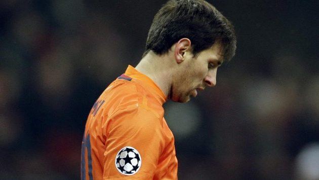 Lionela Messiho Milánští zcela vymazali.