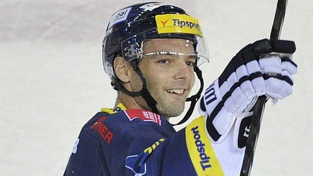 Liberecký útočník Jaroslav Kudrna vstoupil v utkání proti Zlínu do Klubu hokejových střelců deníku Sport.