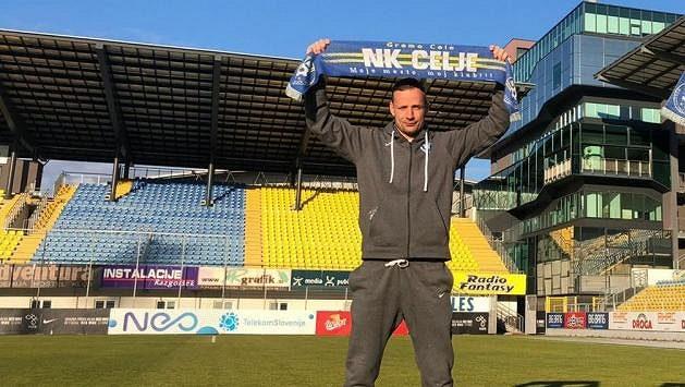 Jiří Jarošík, bývalý český reprezentant a trenér NK Celje.