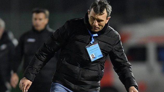 Trenér Eugen Neagoe.