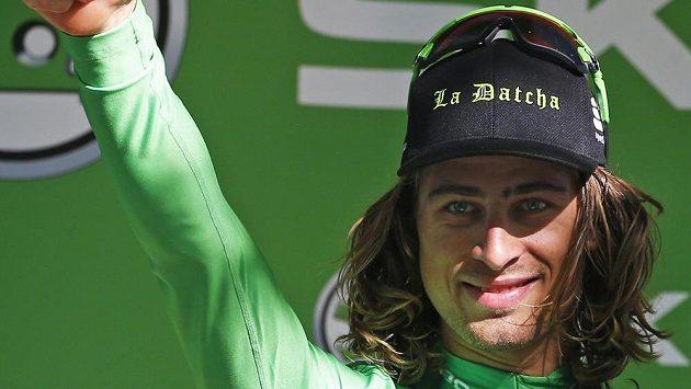 Slovák Peter Sagan i v Bernu uhájil zelený trikot na Tour de France.