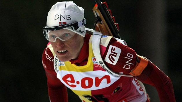 Norská biatlonistka Tora Bergerová je již jistou celkovou vítězkou Světového poháru.