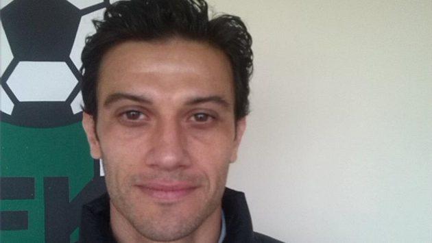 Jablonecký fotbalista Daniel Silva Rossi.
