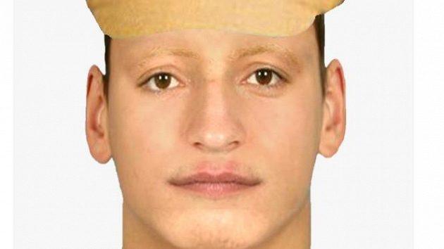 Identikit útočníka, který přepadl a pořezal tenistku Petru Kvitovou.
