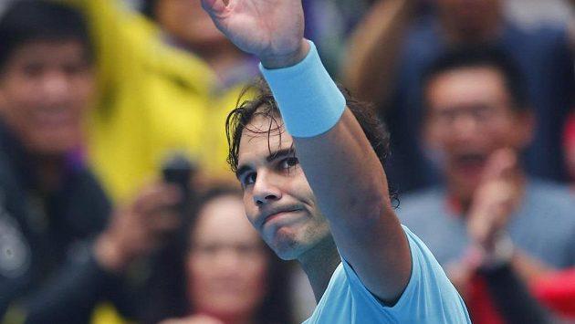 Opět na vrcholu. Nadal přešel v Pekingu přes Berdycha do finále a na světě je po dvou letech znovu nejlepší.