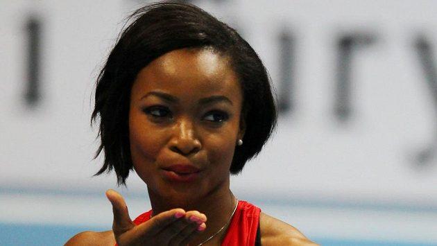 Ezinne Okparaebová, norská sprinterka narozená v Nigérii