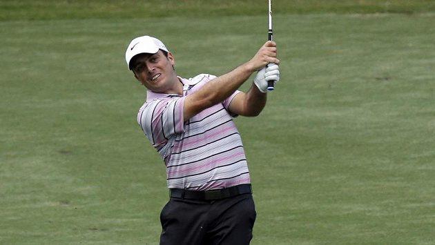 Italský golfista Francesco Molinari