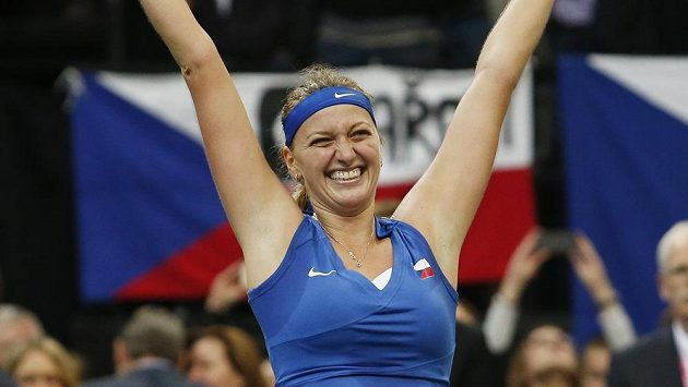 Petra Kvitová bude hrát turnaj v Praze až v roce 2016.