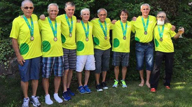 Osm bratrů, jedna vášeň.