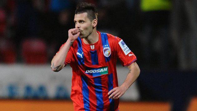 Michal Ďuriš sice jeden gól dal, ale při exekuci penalty selhal.