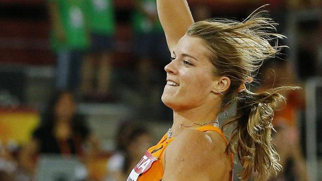 Nizozemka Dafne Schippersová prožila skvělé mistrovství světa.