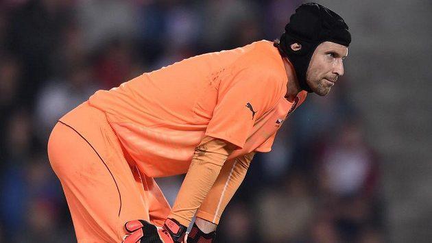 Český brankář Petr Čech by mohl zamířit do Realu Madrid.