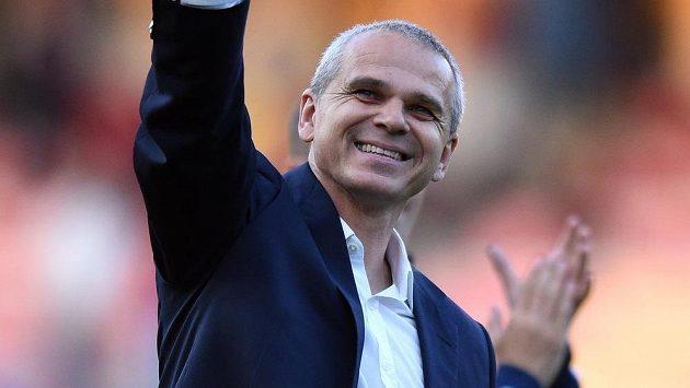 Trenér fotbalistů Sparty Vítězslav Lavička může být s losem nadmíru spokojen.