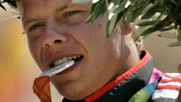 Zesnulý Stefan Henze na archivním snímku.