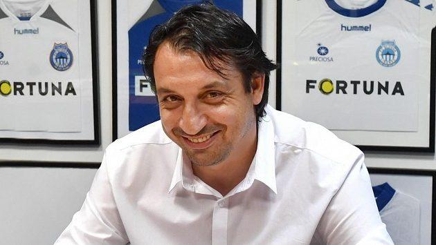 Trenérem fotbalistů Liberce bude v následující sezóně Zsolt Hornyák. Teď pro Slovan hledá posily.