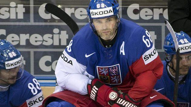 Jedna z nejvýraznějších postav českého hokeje Jaromír Jágr se zlobí na kritiky.